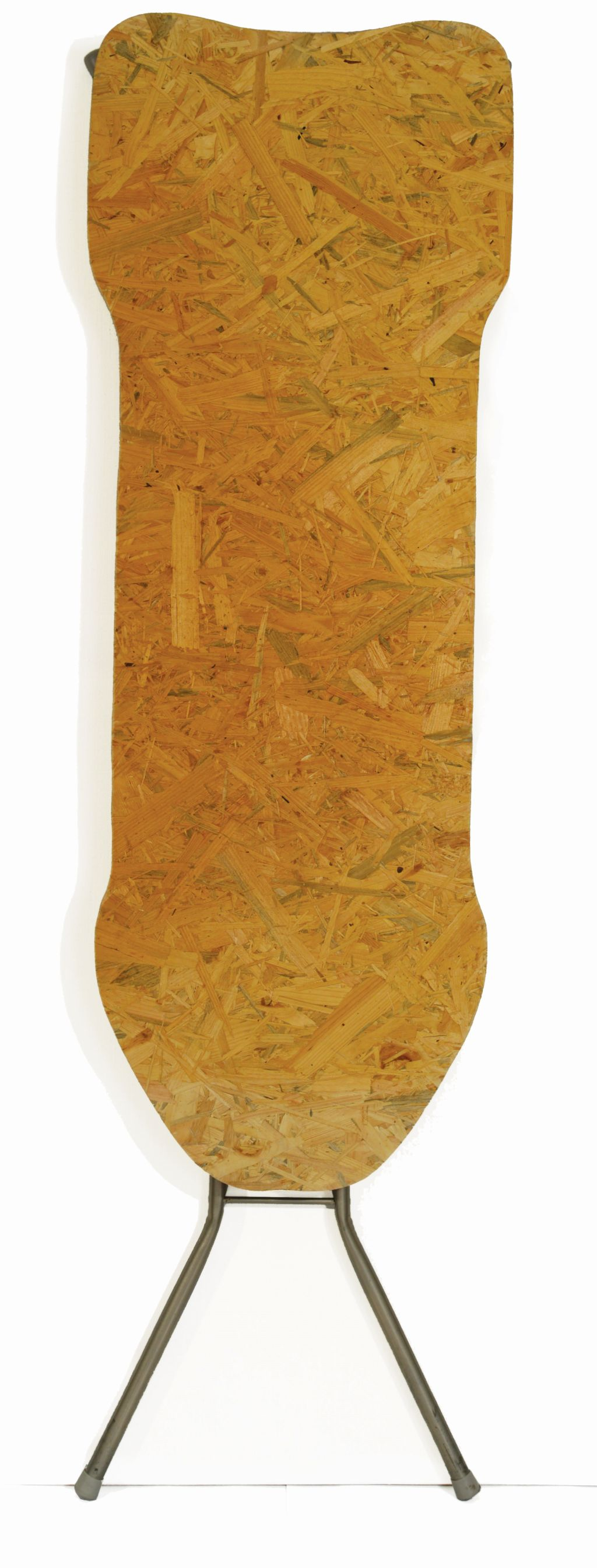 IRONIc, averes, drewno, stelaż metalowy, 120 cm, 2016